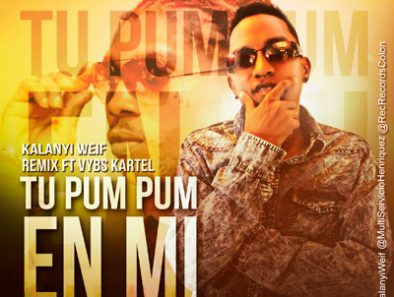 kalanyi weif ft vybz kartel - Tu Pumpum En Mi Chanting Enchanting Remix Zonabashement Cr
