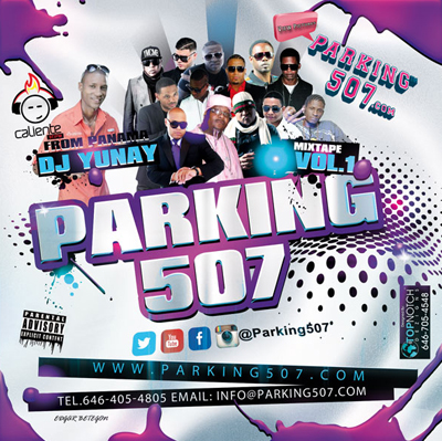 Dj_Yunay_Parking507-Mixtape-web