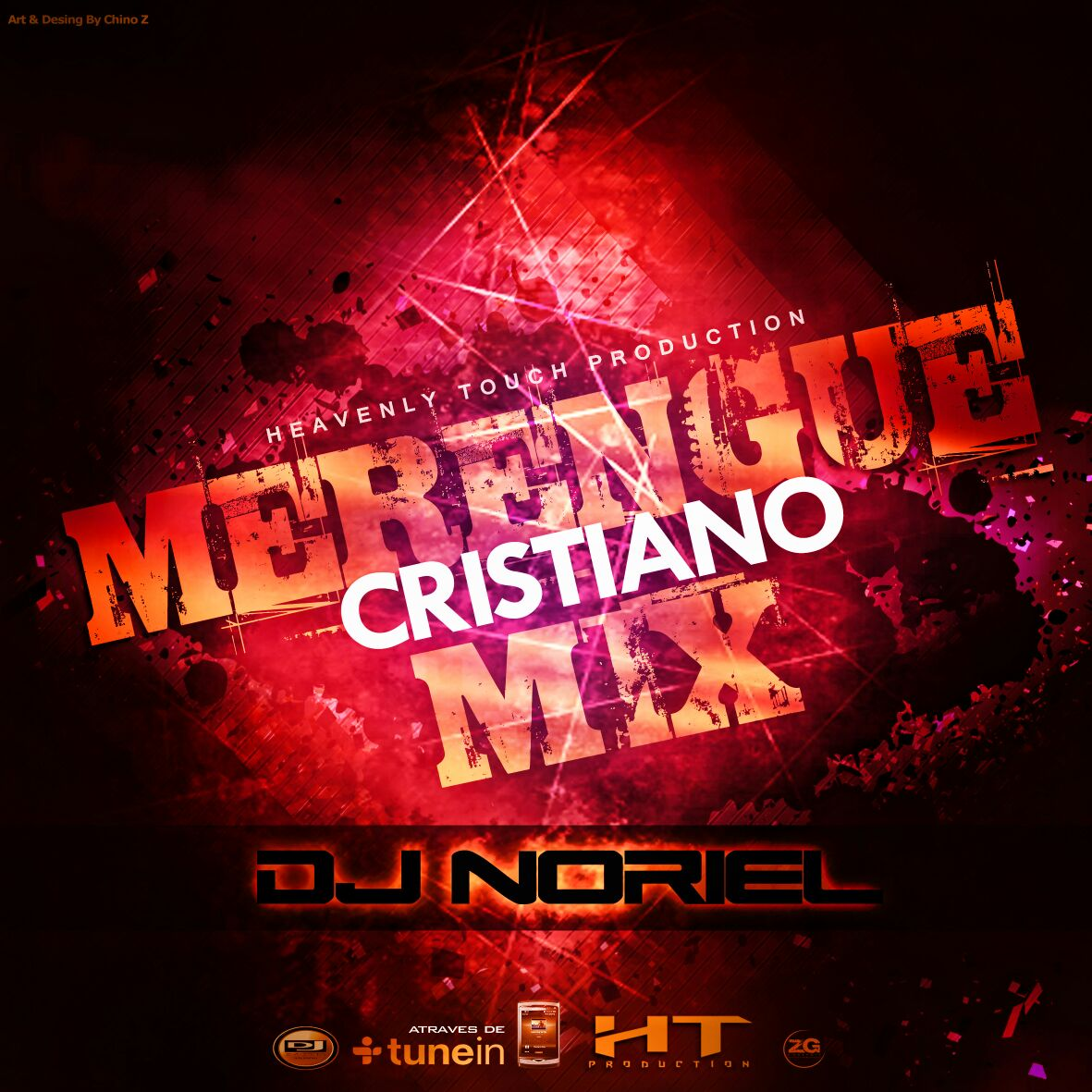 DJ Noriel – Merengue Cristiano Vol 1