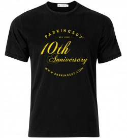 Parking507 10th Anniversary T-shirt