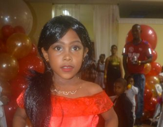 Natisha 7 Birthday Celebration Hotel Calton Colon