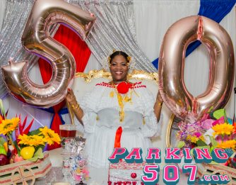Vielka's 50th Birthday Celebration