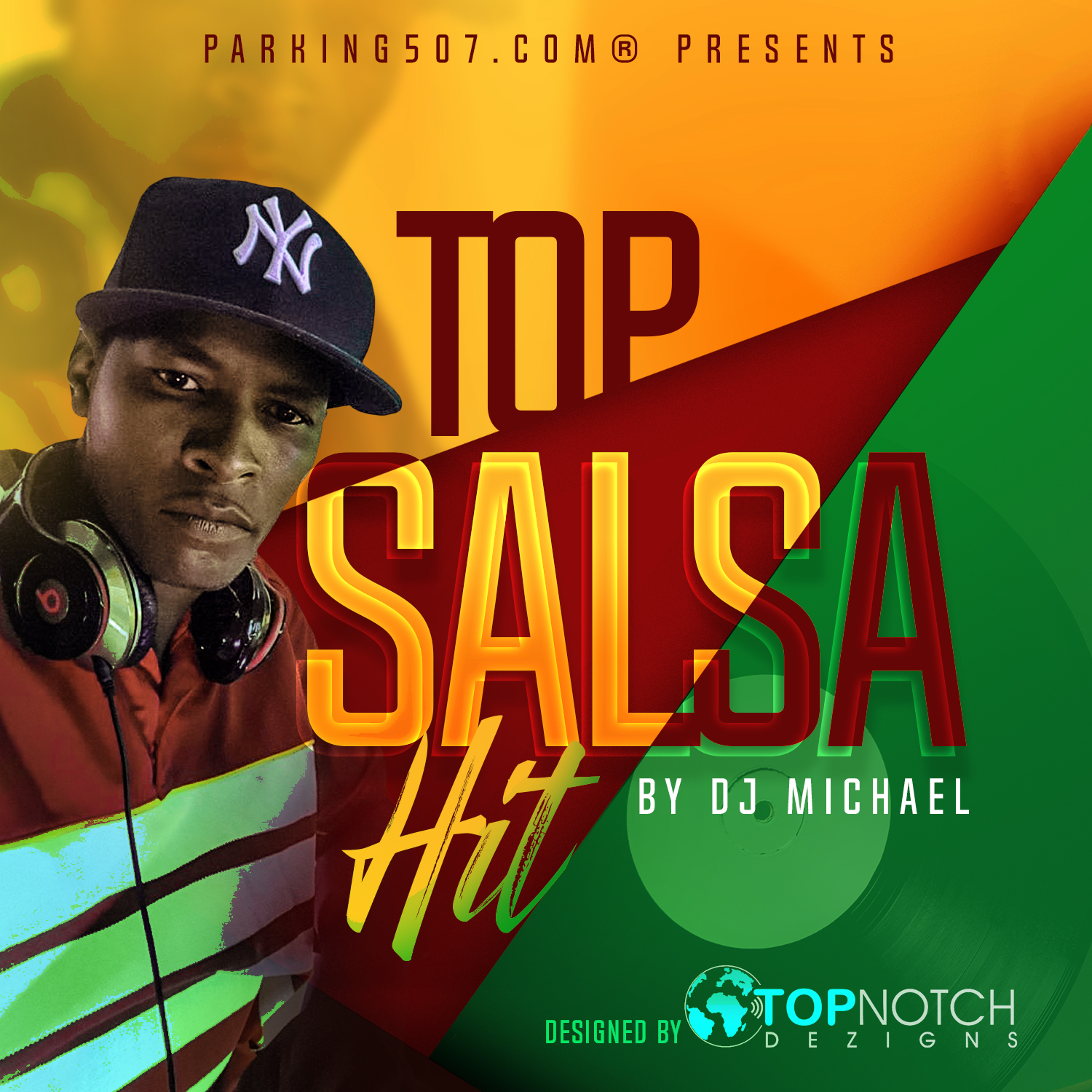 Parking507 DJ Michael Top Salsa Hits