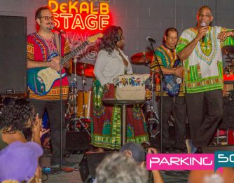 Afro-Latino Festival The Beachers Re-Scheduled Dekalb Stage