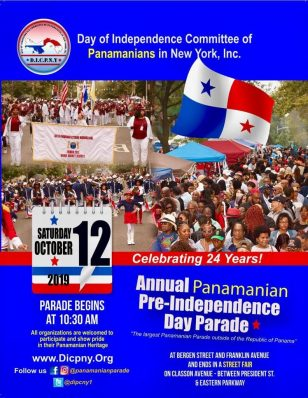 Panamanian day 2019